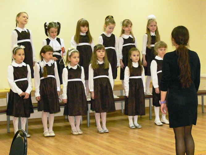 Five choirs