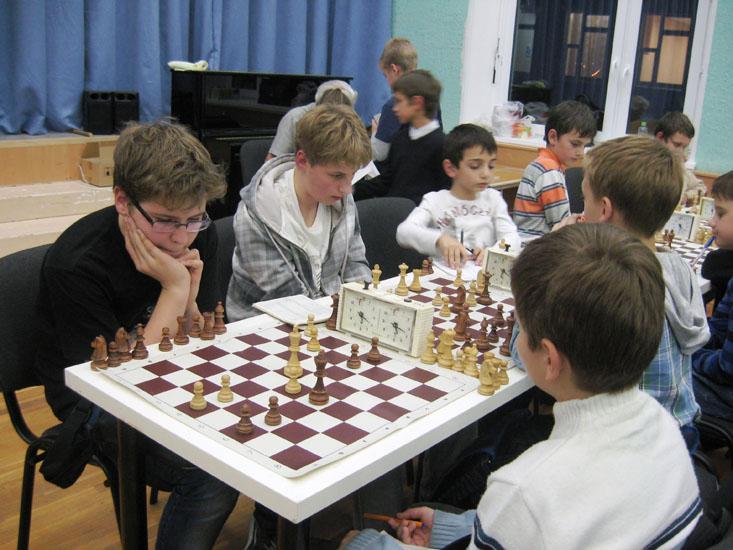 В Ярославле пройдет первенство по шахматам.